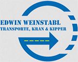 LKW Weinstabl – Baufahrzeuge Logo